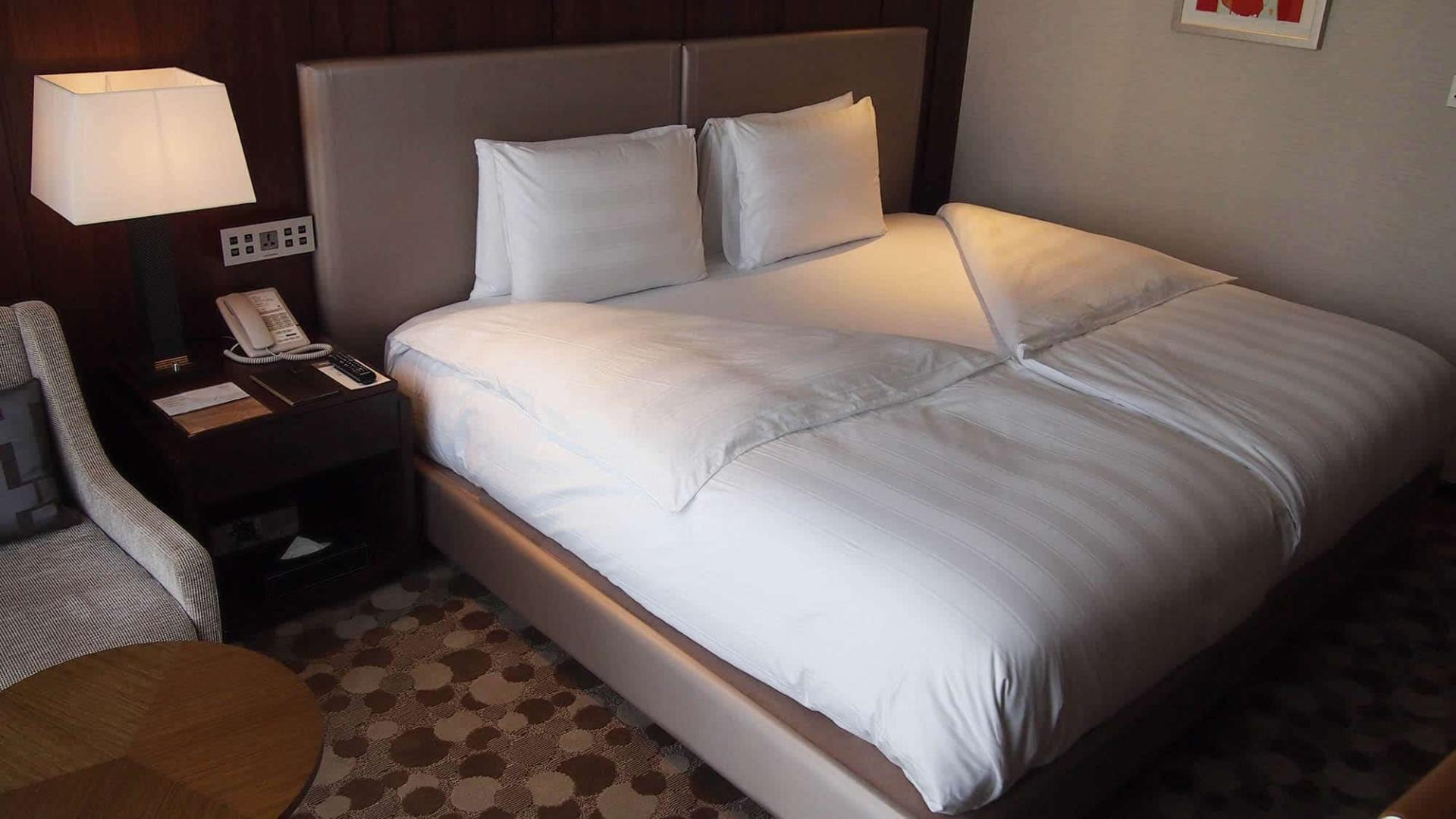 Lotte City Hotel Daejeon - Rooms - Standard - Hollywood Double Room