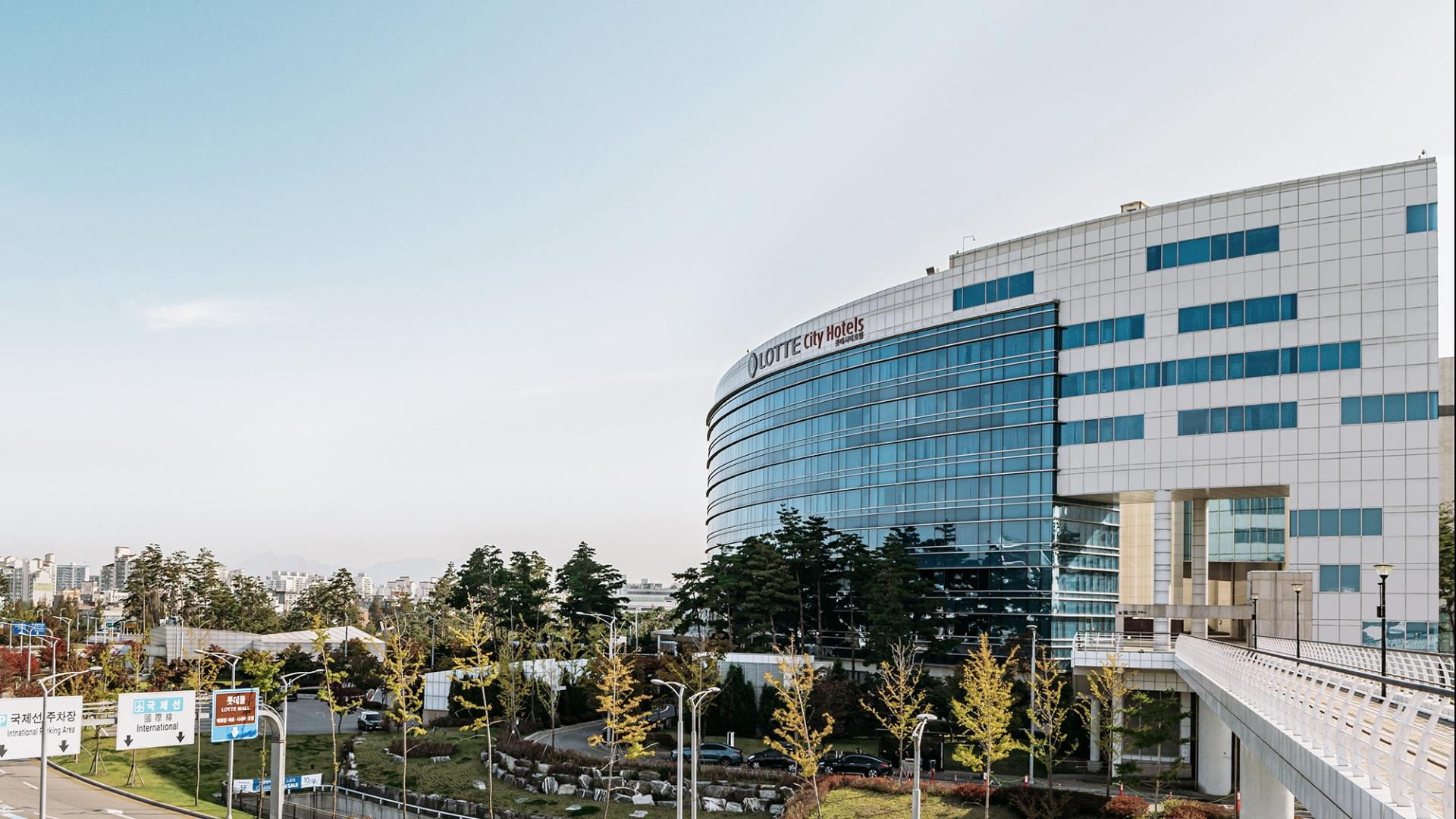 Lotte City Hotel Gimpo Airport, Main Image