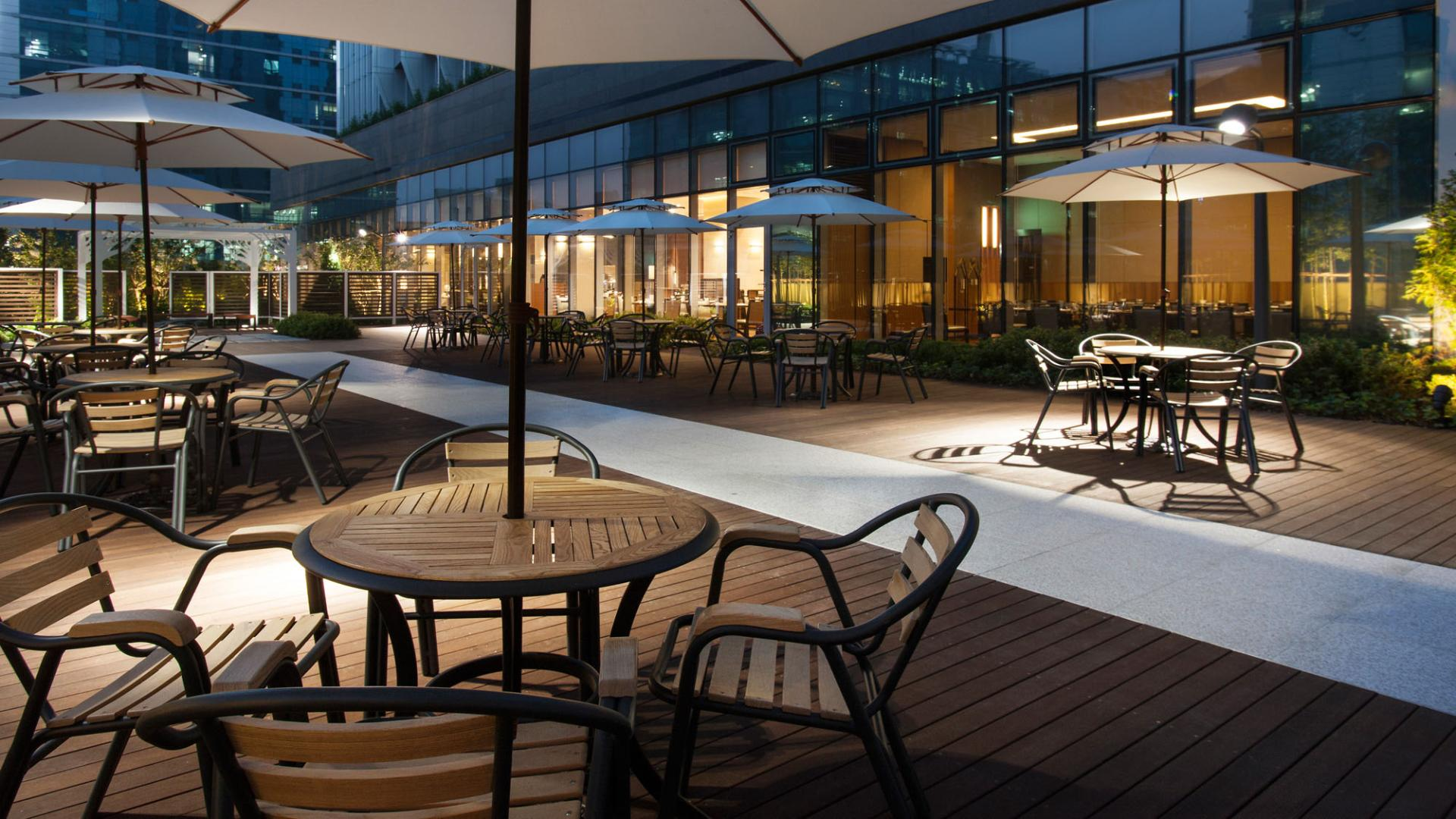 Lotte City Hotel Guro - Dining - Bar & Lounge - Terrace