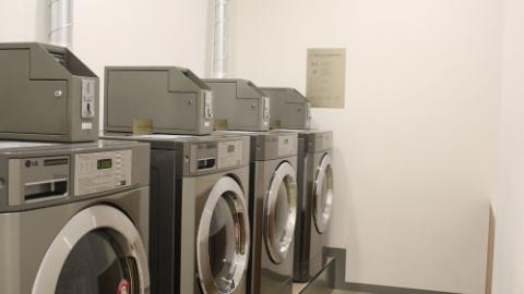 Lotte City Hotel Guro - Facilities - Services - Coin laundry