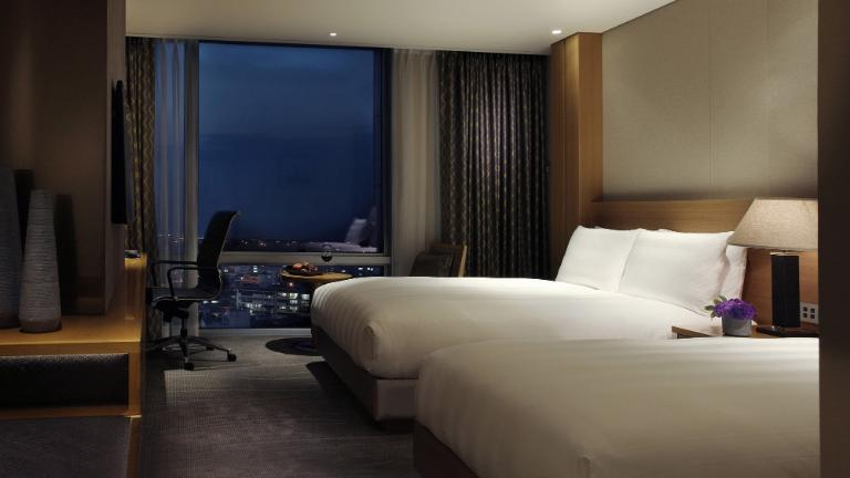 Lotte City Hotel Jeju-Rooms-Standard