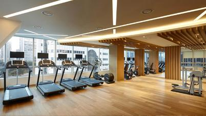 LOTTE City Hotel Myeongdong Gym
