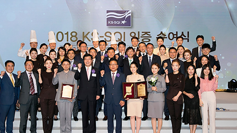 Lotte Hotel Global - Award-Winning Photos