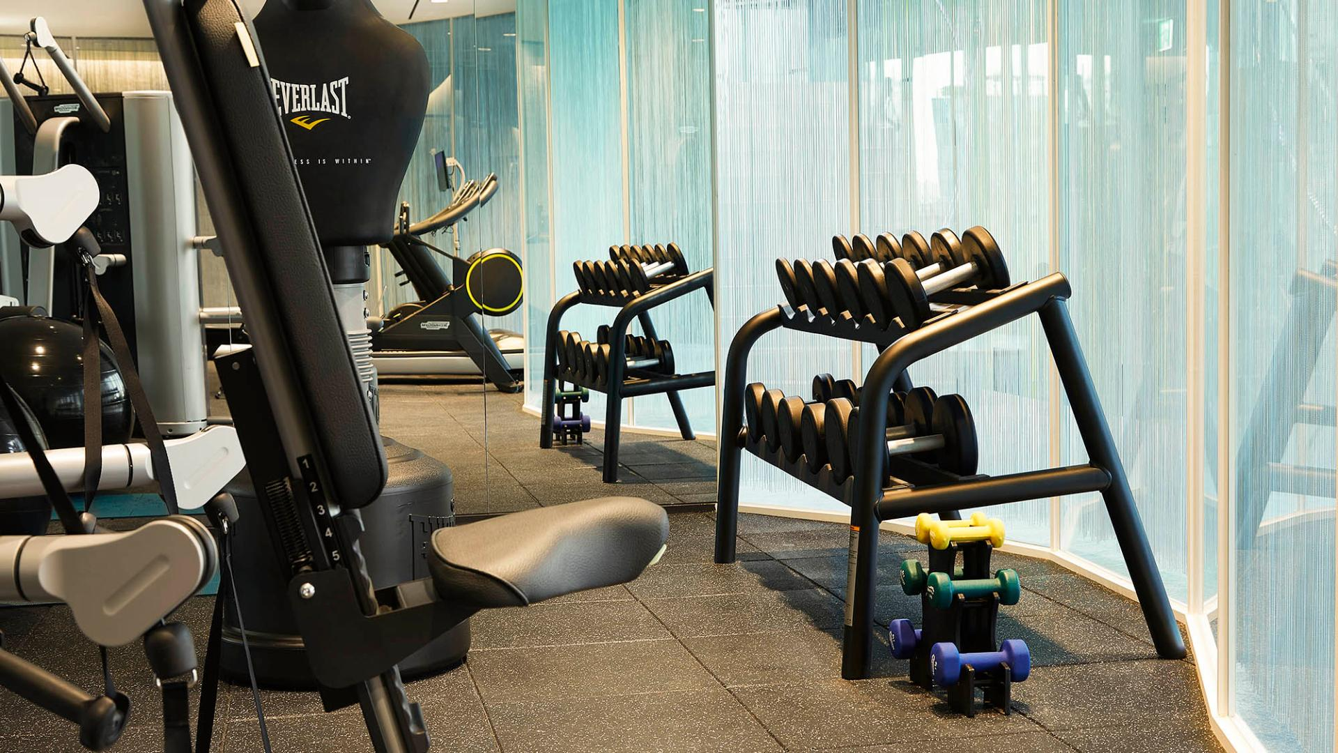 L7 Gangnam-Facilities-Spa & Fitness-Hotel Gym