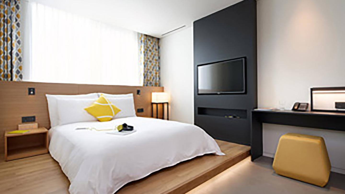 L7 Myeongdong - Introduction - Rooms