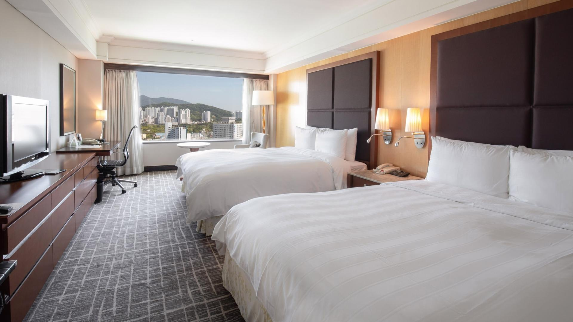 Lotte Hotel Busan-Rooms