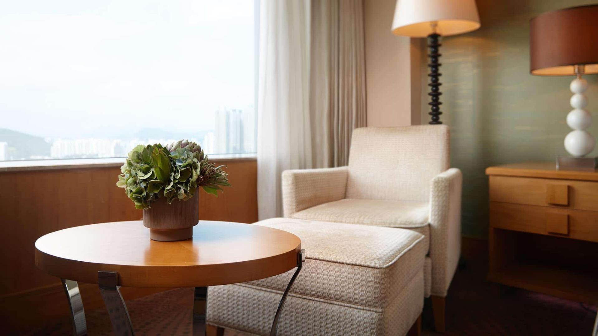Lotte Hotel Busan-Rooms-Standard-Executive Room