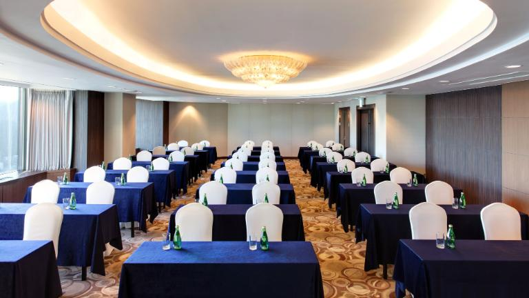 Lotte Hotel Busan-Wedding&Conference-Conference-Charlotte Room
