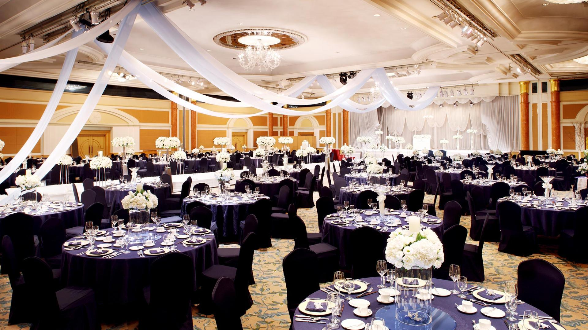 Lotte Hotel Busan-Wedding&Conference-Conference-Crystal Ballroom