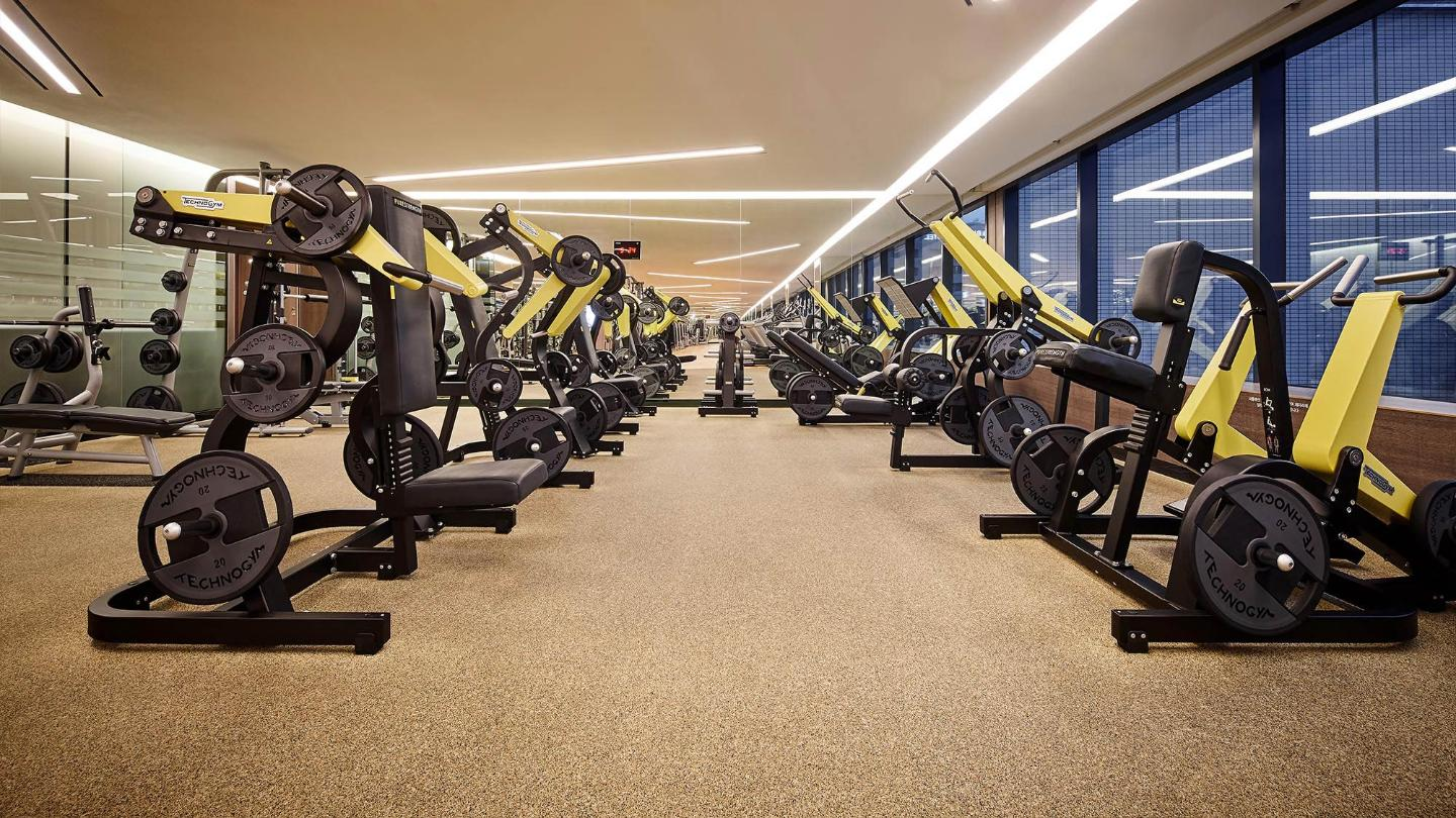 Lotte Hotel Busan-Facilities-Spa & Fitness-Hotel Gym