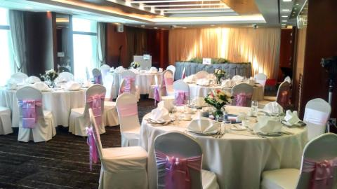 Lotte Hotel Busan-Wedding&Conference-Wedding-Athene Garden