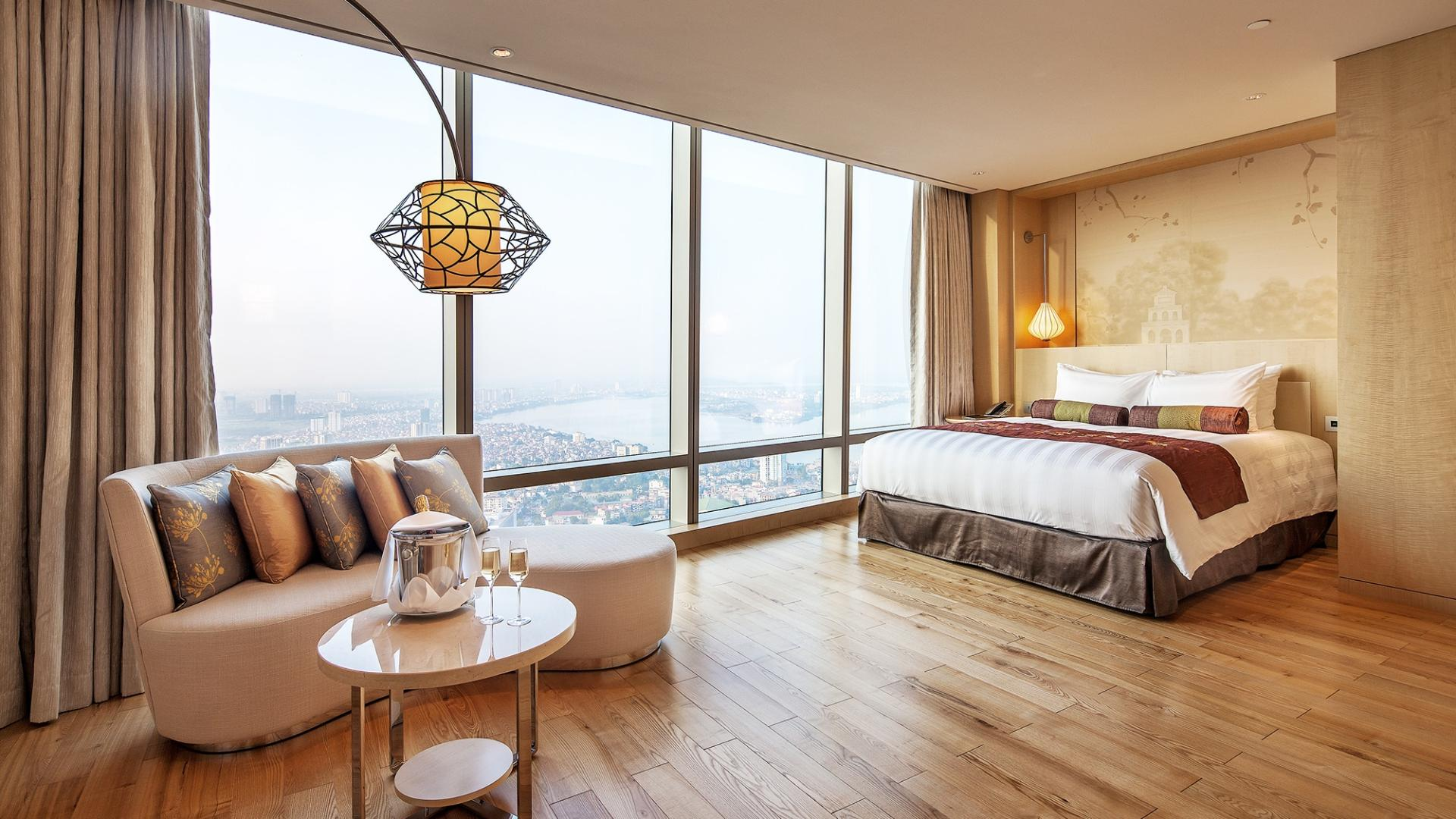 Lotte Hotel Hanoi Junior Suite Room