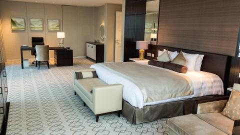 Presidential Suite Room 1