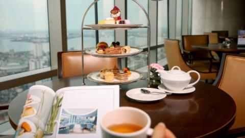 Weekend Stay with Afternoon Tea Room Package