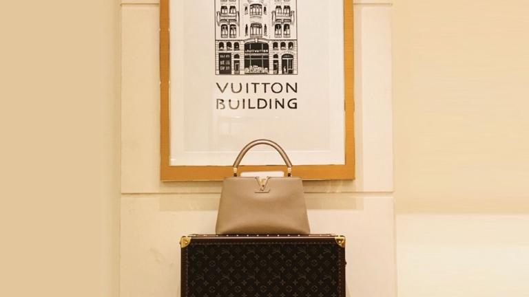 Lotte Hotel Jeju-Facilities-Shopping-Louis Vuitton