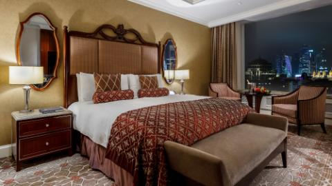 Lotte Hotel Moscow-Rooms-Standard-Superior Room