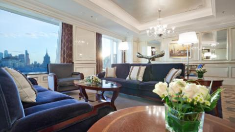 Lotte Hotel Moscow-Rooms-Standard-Presidential Suite Room