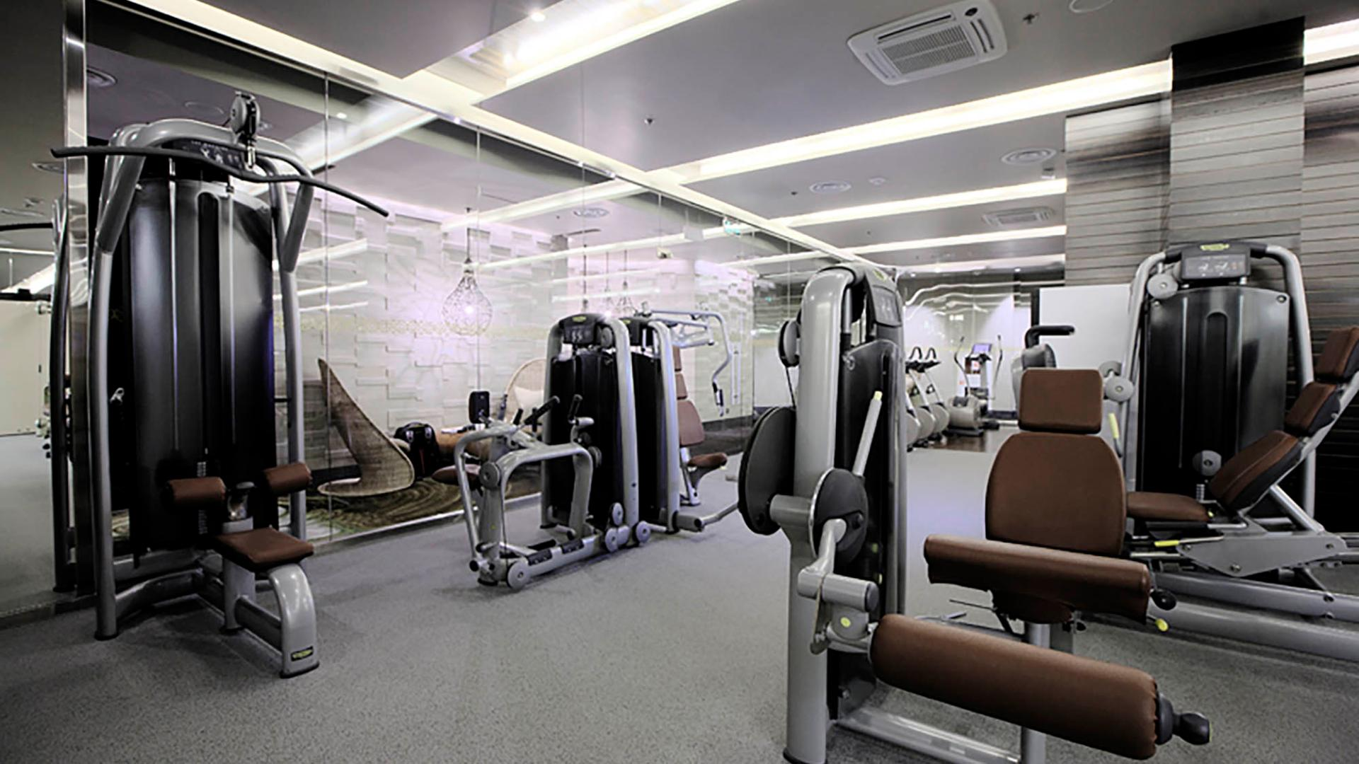 Lotte Hotel Moscow-Facilities-Spa & Fitness-Hotel Gym