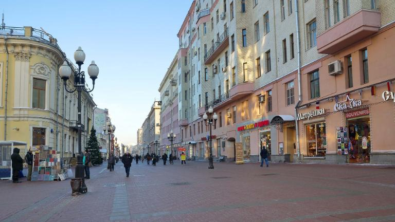 Lotte Hotel Moscow-About Us-Tourist Attractions in Moscow-JThe Arbat