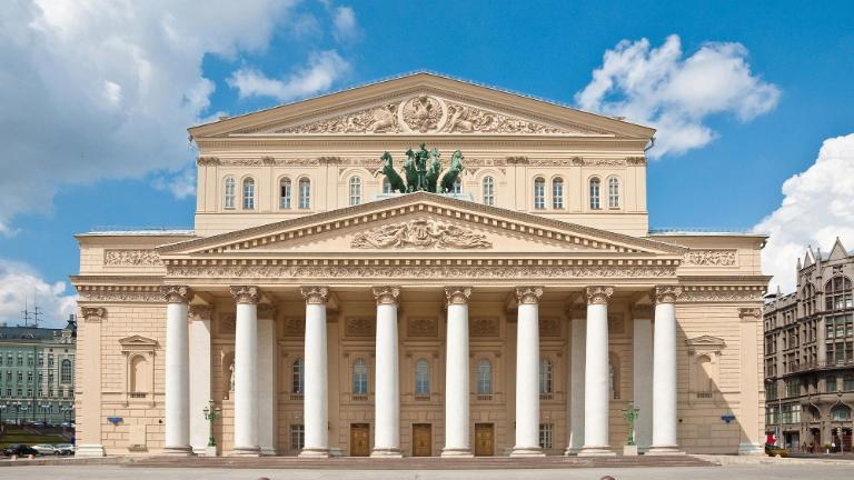 Lotte Hotel Moscow-About Us-Tourist Attractions in Moscow-The Bolshoi Theatre