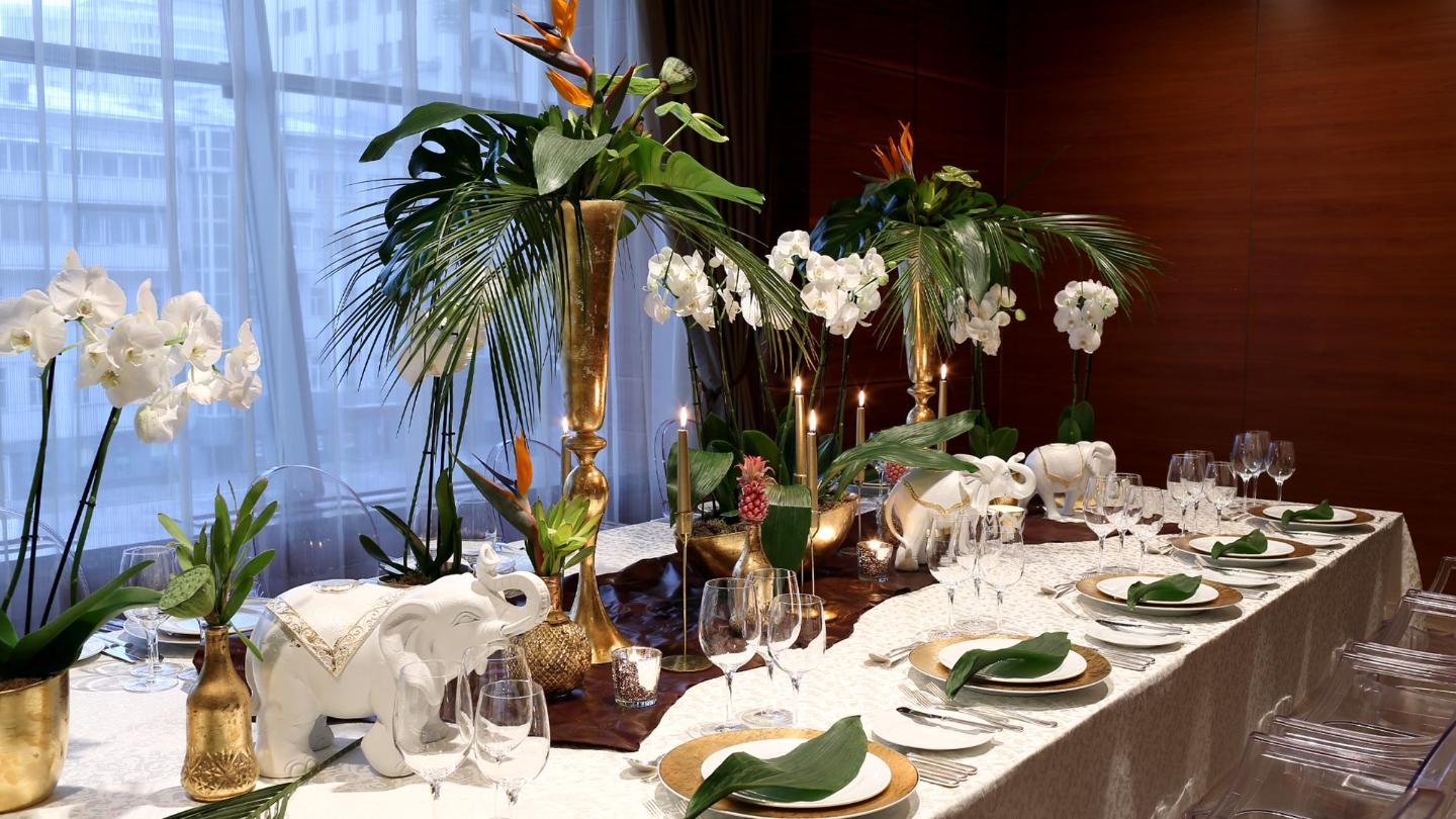 Lotte Hotel Moscow-Wedding&Conference-Hotel Wedding-Charlotte Hall & Emerald Hall