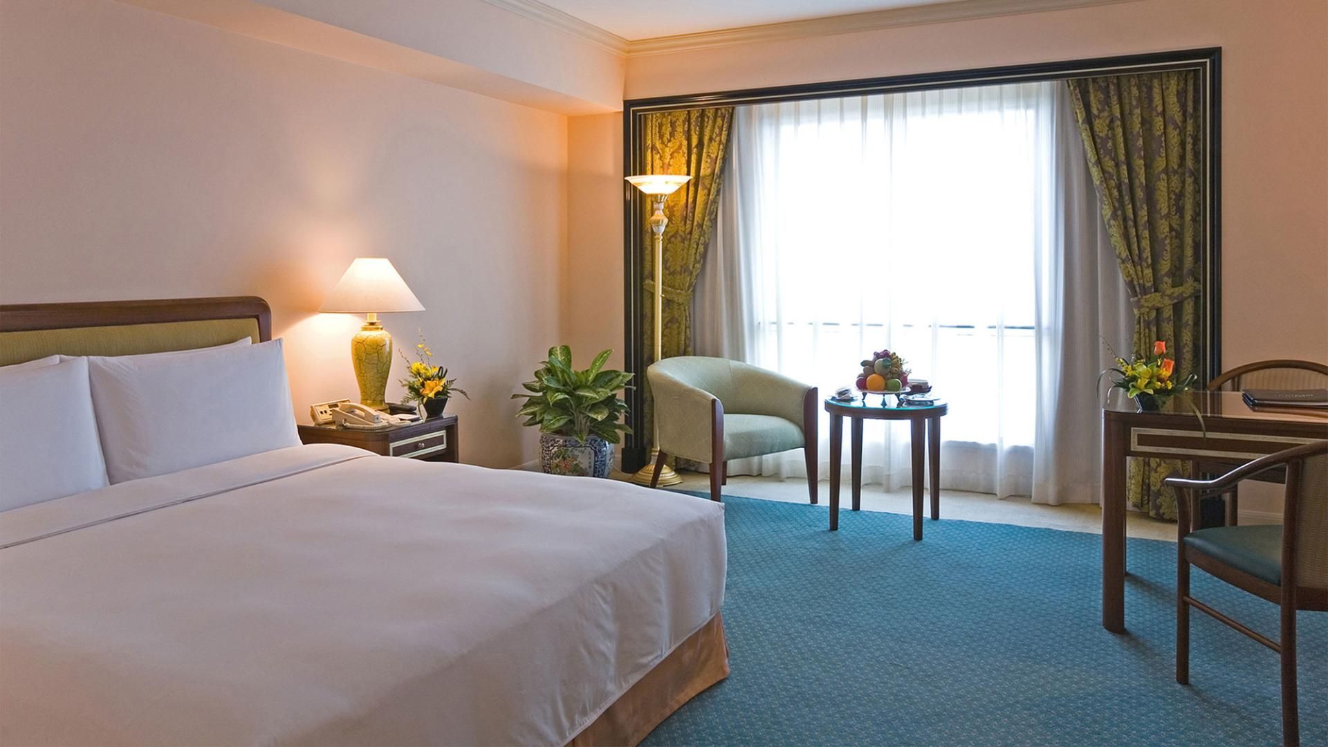 Lotte Legend Hotel Saigon - Guest Room - Standard - Deluxe Room (City View)