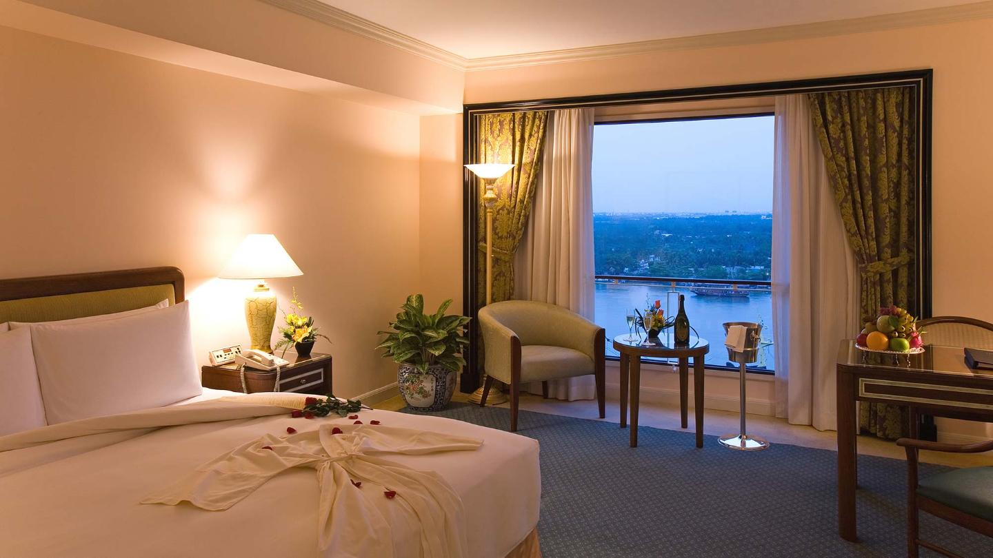 Lotte Legend Hotel Saigon - Guest Room - Standard - Deluxe Room (River View)