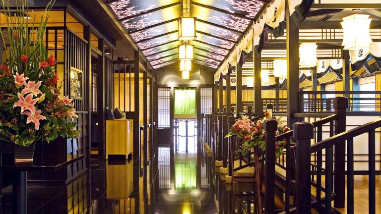 Lotte Legend Hotel Saigon - Restaurant - Yoshino