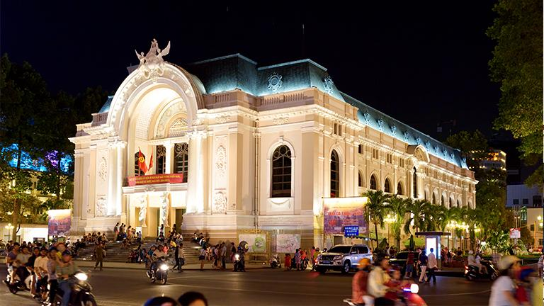 Lotte Legend Hotel Saigon - Ho Chi Minh City Tour - Saigon Opera House