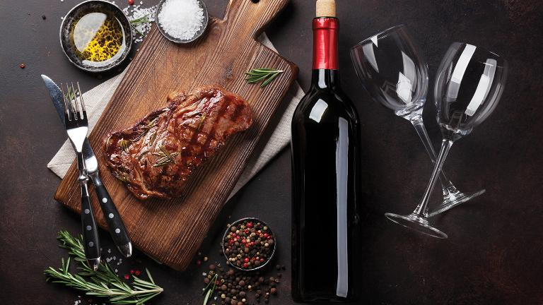 LOTTE Legend Hotel Saigon, event, Steak and wine