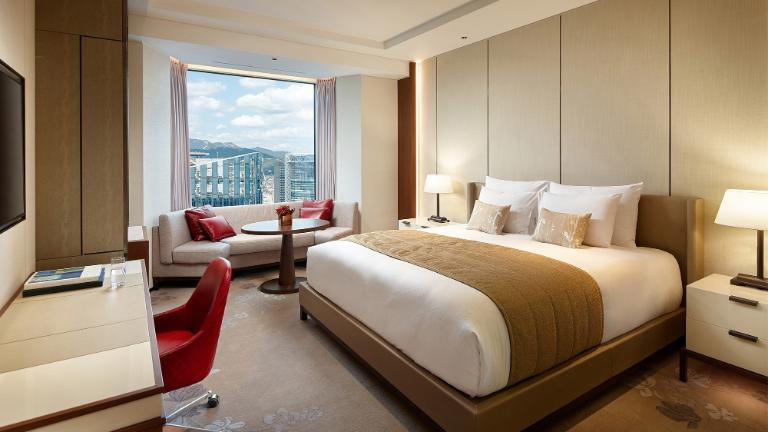 Executive Tower Grand Deluxe Double Room