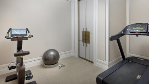 Executive Tower Royal Suite Room Fitness
