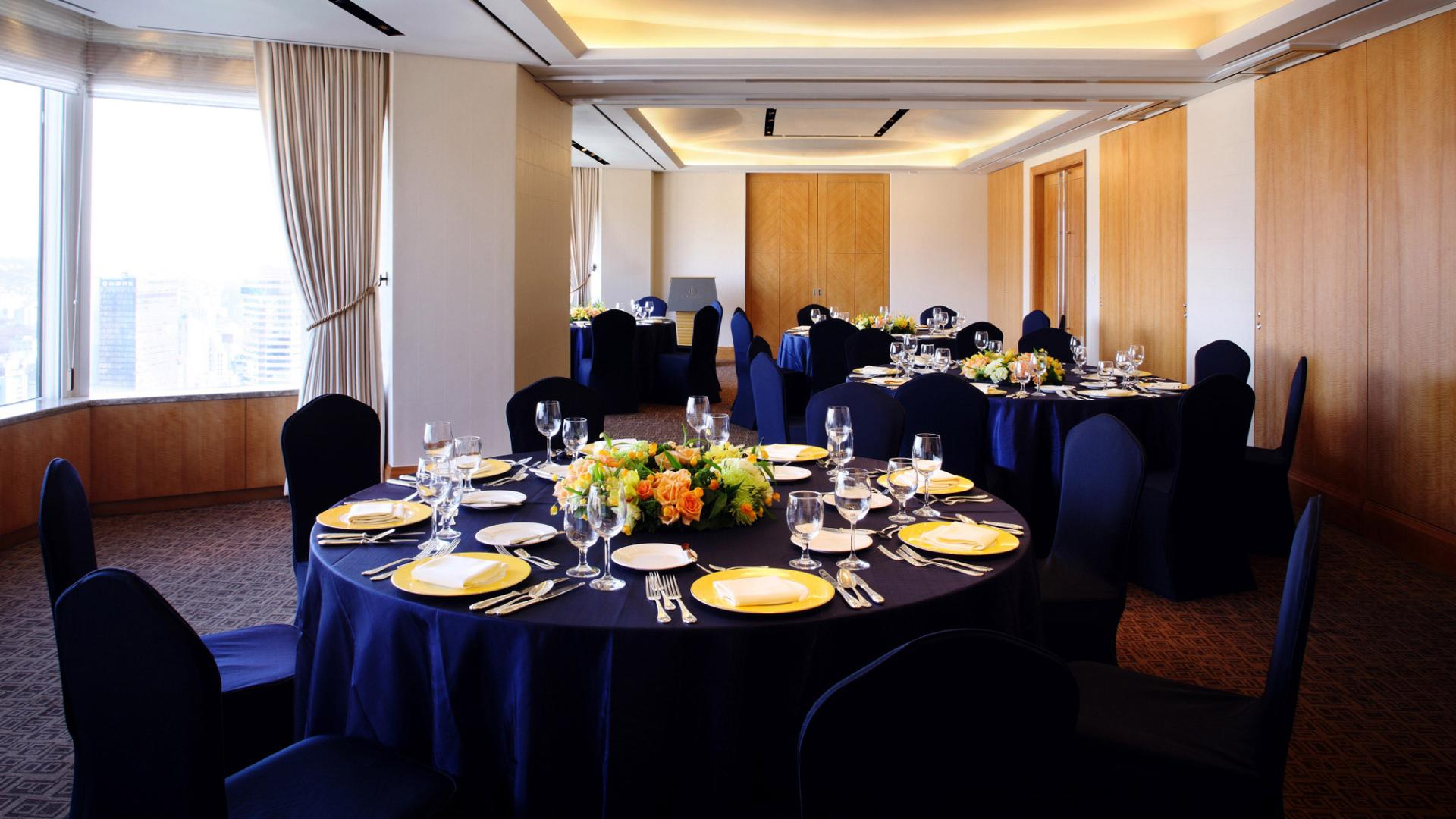 Lotte Hotel Seoul-Wedding&Conference-Conference-Charlotte Suite