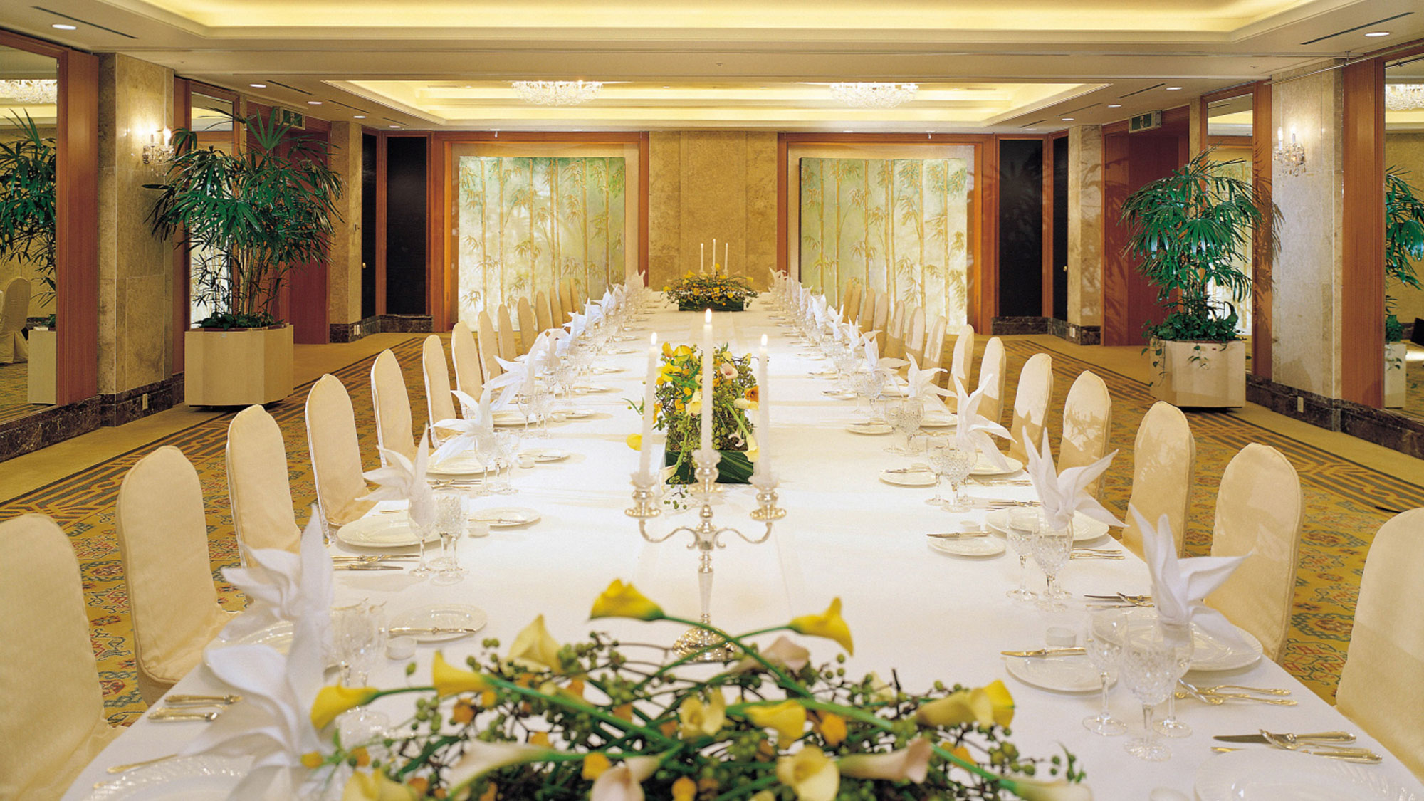 Lotte Hotel Seoul-Wedding&Conference-Conference-Emerald Room