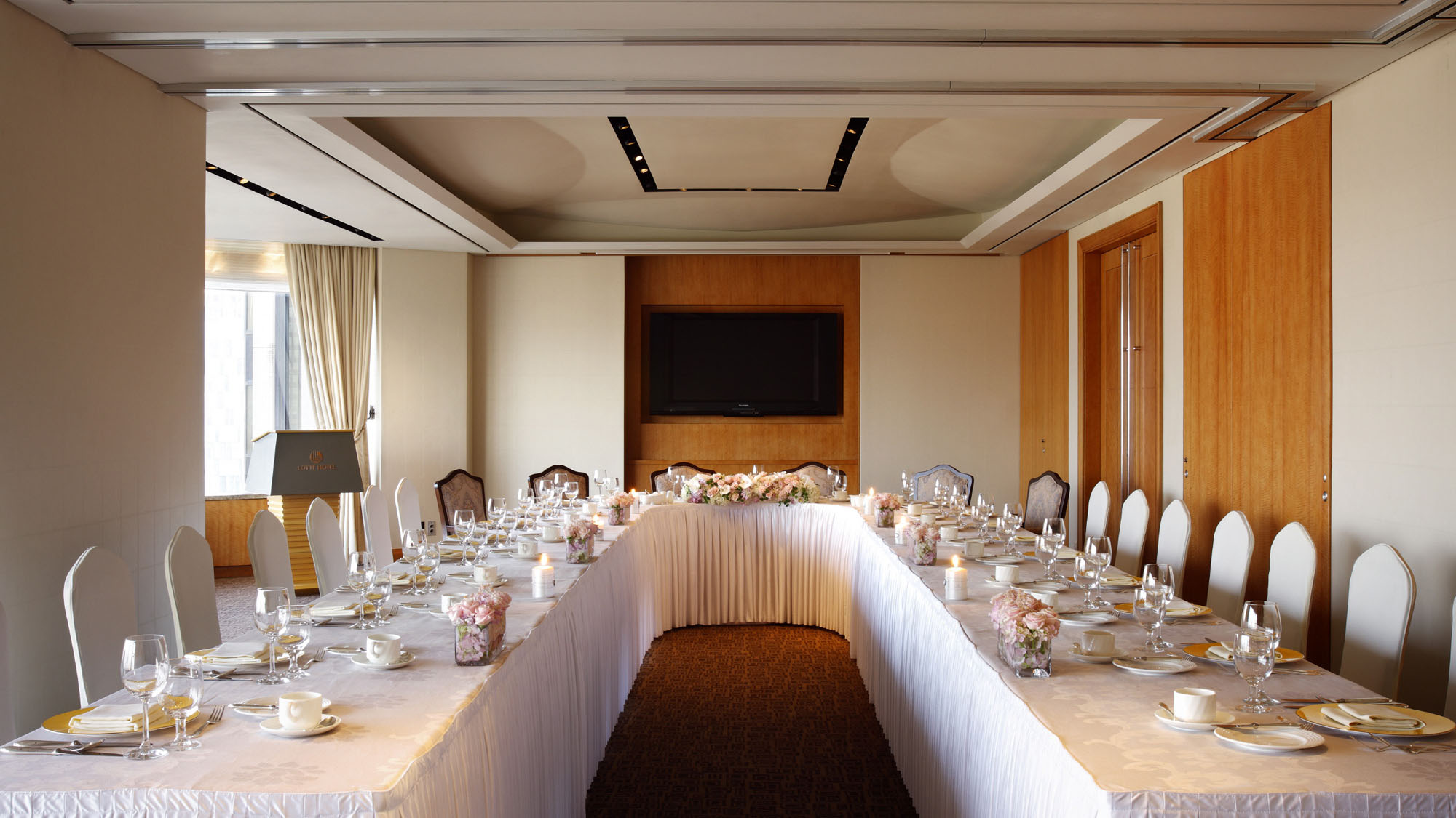 Lotte Hotel Seoul-Wedding&Conference-Conference-Small Size Banquets