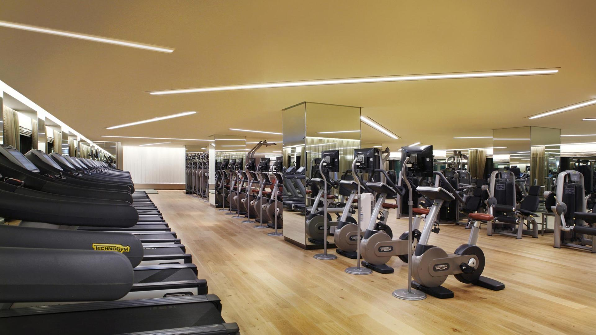 Lotte Hotel Seoul-Facilities-Spa&Fitness-Hotel Gym