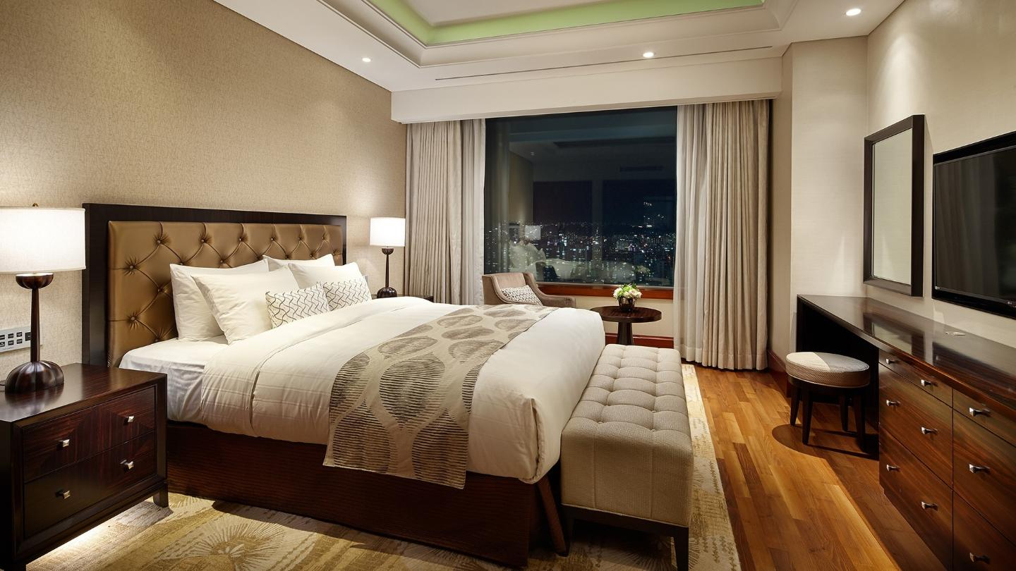 Lotte Hotel Ulsan, Rooms, Suite, Premier Suite