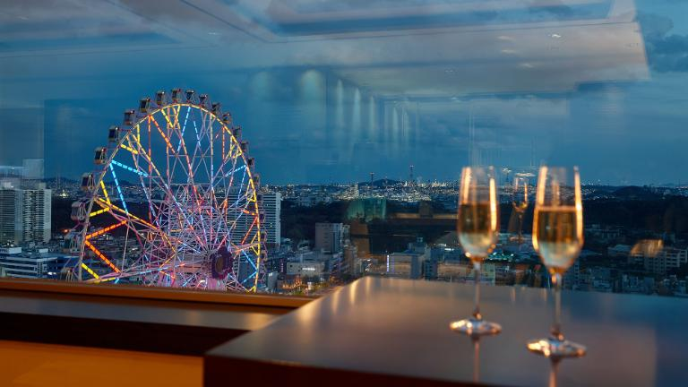 Lotte Hotel Ulsan, Dining, Club Lounge