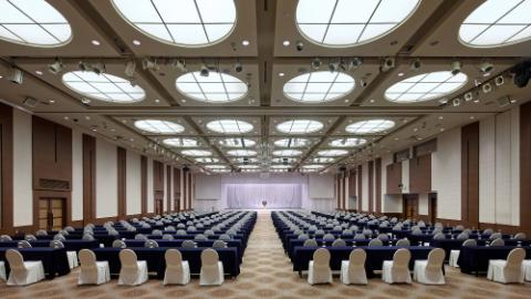 Lotte Hotel Ulsan, Convention, Crystal Ballroom