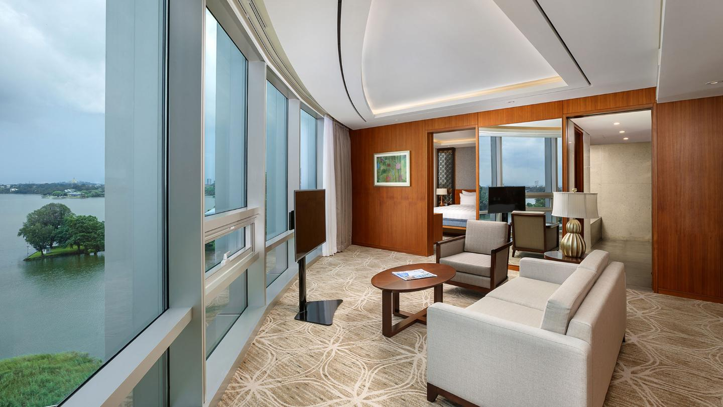 Lotte Hotel Yangon-Room-Suite-Superior Suite Room