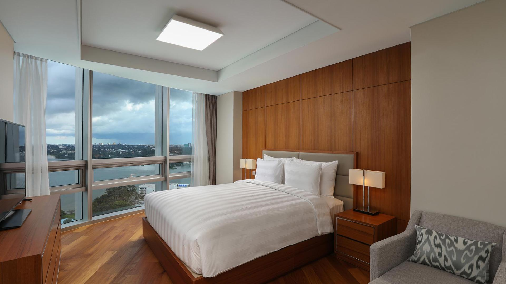 Lotte Hotel Yangon-Service Apartment-4 BEDROOM