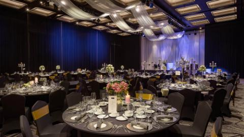 Lotte Hotel Yangon-Banquet & Conference-Crystal Ballroom