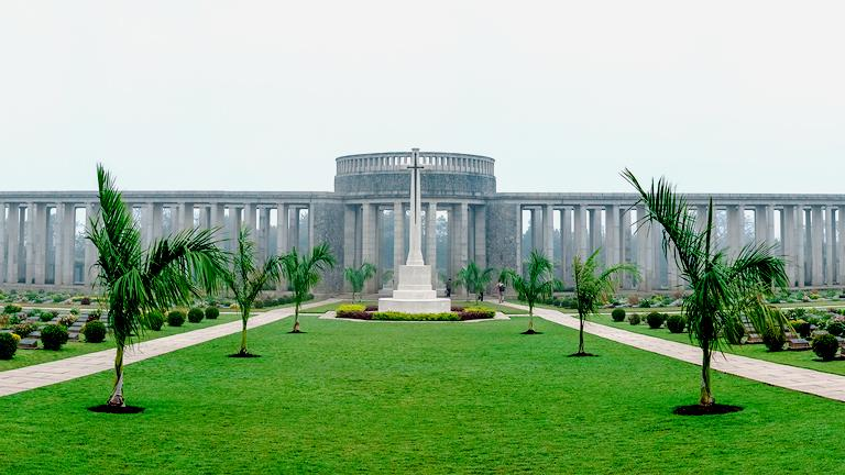 Lotte Hotel Yangon-About Us-Tourist Attractions in Yangon-Allied War Memorial Cemetery (Htauk Kyant)