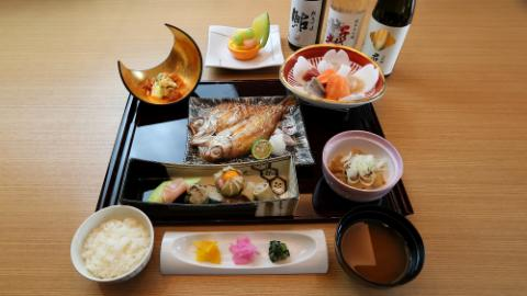 Lotte Arai Resort, Dining, Menu, Asahi, The Plate