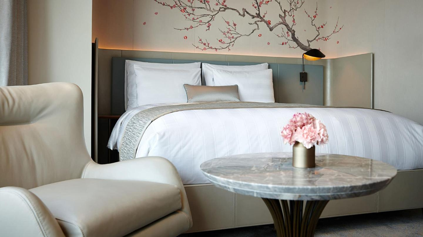 Signiel Seoul-Rooms-Deluxe-Deluxed Room