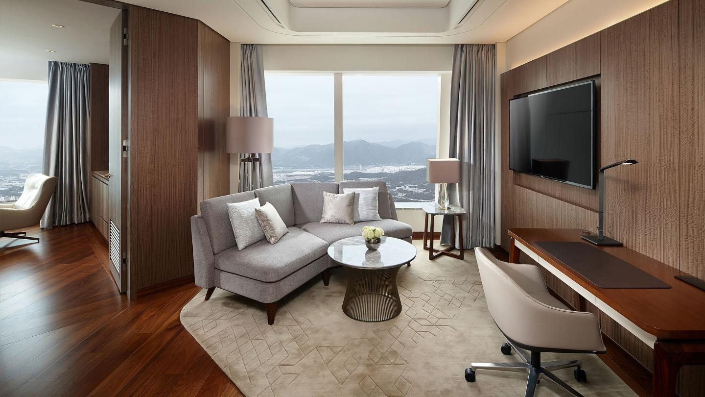 Signiel Seoul-Rooms-Suite-Grand Deluxe Suite Room